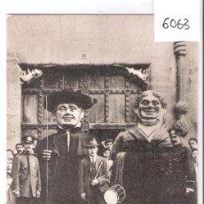 Postales: BURGOS- 117 - LOS GIGANTILLOS - (6063). Lote 26982186
