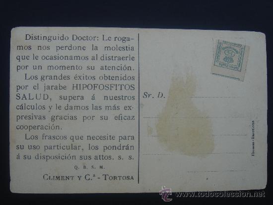 Postales: DORSO DE LA POSTAL - Foto 4 - 26987374