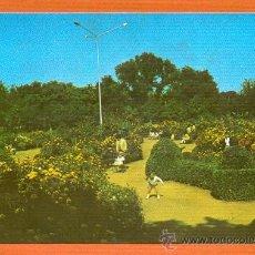 Postales: BENAVENTE - ZAMORA - JARDINES DE LA ROSALEDA - ED. MIGAN. Lote 27197930