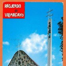 Postales: VILLARCAYO - BURGOS - PARROQUIA DE SANTA MARINA - Nº 5230 EXCL. SAN CAYETANO - ED. BEASCOA. Lote 27309661