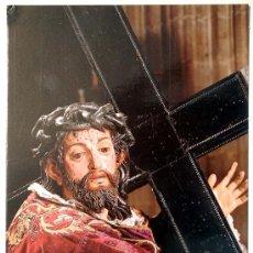 Postales: VALLADOLID. MEDINA DE RIOSECO. SEMANA SANTA.JESUS NAZARENO DE SANTA CRUZ.. Lote 27439055
