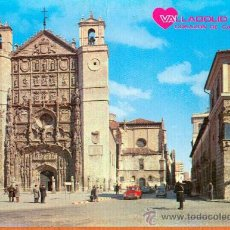 Postales: VALLADOLID - IGLESIA DE SAN PABLO - Nº 0025 SJ AÑO 1971. Lote 27518456