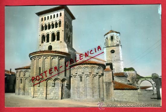 SAHAGUM, LEON, TORRES DE S. TIRSO Y DEL RELOJ, P62814 (Postales - España - Castilla y León Antigua (hasta 1939))
