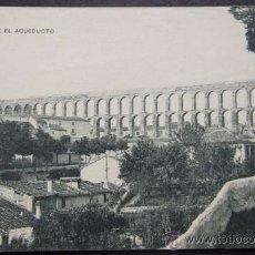 Postales: SEGOVIA – EL ACUEDUCTO – H. M. – M.. Lote 27827492