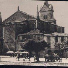 Postales: ESPINOSA DE LOS MONTEROS (BURGOS).- PLAZA SANCHO GARCÍA. Lote 28295977