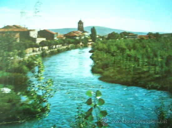 AGUILAR DE CAMPOO. PALENCIA. Nº 1. SICILIA. CIRCULADA. (Postales - España - Castilla y León Antigua (hasta 1939))