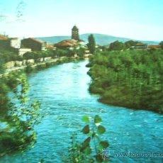 Postales: AGUILAR DE CAMPOO. PALENCIA. Nº 1. SICILIA. CIRCULADA.. Lote 28408793