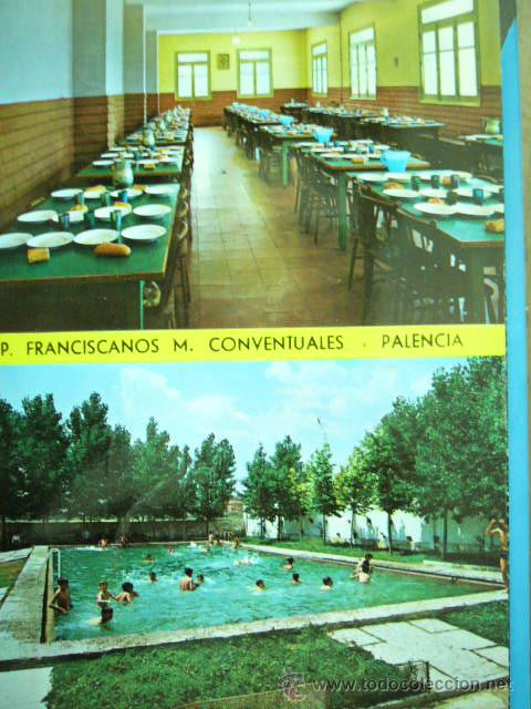 HOTEL ESTRELLA. VILLOLDO. PALENCIA. SICILIA. CIRCULADA. (Postales - España - Castilla y León Antigua (hasta 1939))