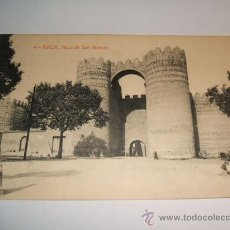 Postales: AVILA ARCO DE SAN VICENTE EDICION THOMAS Nº 4. Lote 28863122