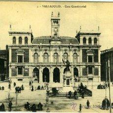 Postkarten - POSTAL VALLADOLID CASA CONSISTORIAL - 29030084