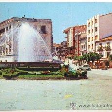 Postales: SALAMANCA. BEJAR. FUENTE PLAZA ESPAÑA.. Lote 29044128