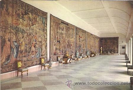 LA GRANJA DE SAN ILDEFONSO (SEGOVIA) - PALACIO. MUSEO DE TAPICES (Postales - España - Castilla y León Moderna (desde 1940))