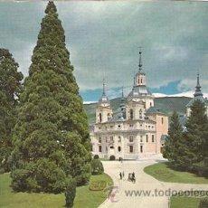 Cartes Postales: LA GRANJA DE SAN ILDEFONSO (SEGOVIA) - LA COLEGIATA. Lote 29116425