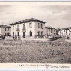 Postales: PALENCIA - 19- BARRIO DE MARIA CRISTINA - ROISIN - (8401). Lote 29487294