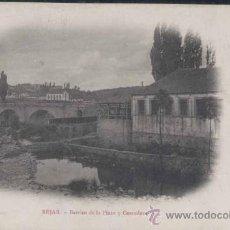 Postales: BÉJAR (SALAMANCA).- BARRIOS DE LA PLAZA Y CORREDERA. Lote 29446854