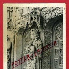 Postales: POSTAL, LEON, CATEDRAL, LA VIRGEN DE LA BLANCA, P65596. Lote 29499430
