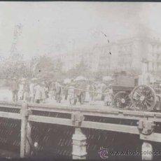 Postales: SEGOVIA.- AÑO 1905 FOTOGRAFÍA EN LA FÁBRICA DE PRÁCTICAS- MEDIDAS 10 X 7,5 CMS. Lote 29527292