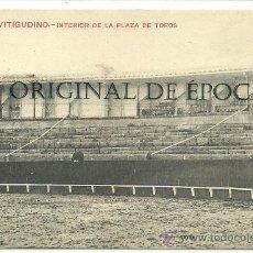 Postales: (PS-25790)POSTAL DE VITIGUDINO-INTERIOR DE LA PLAZA DE TOROS. Lote 29708056