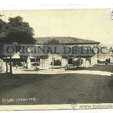 Postales: (PS-25864)POSTAL FOTOGRAFICA DE SALAS DE LOS INFANTES. Lote 29776437