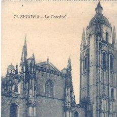 Postales: SEGOVIA. Lote 29912660