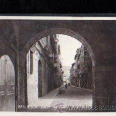 Postales: TARJETA POSTAL DE BURGOS - BRIVIESCA. CALLE DE SANTA MARIA. . Lote 30156471