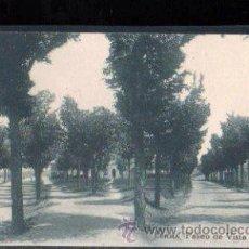 Postales: TARJETA POSTAL DE BURGOS - LERMA. PASEO DE VISTA ALEGRE. EDICION F. NEBREDA. RARA. Lote 30156492
