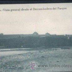 Postales: TARJETA POSTAL DE BURGOS - LERMA. VISTA GENERAL DESDE EL DERRUMBADERO DEL PARQUE. EDICION F.NEBREDA. Lote 30156730