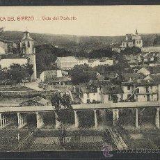 Postales: VILLAFRANCA DEL BIERZO - VISTA DEL VIADUCTO - ORTIZ - (8828). Lote 30211357