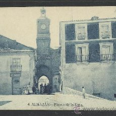 Postales: ALMAZAN - 4 - PUERTA DE LA VILLA - (8833). Lote 30211548