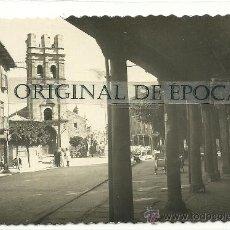 Postales: (PS-26530)POSTAL DE LA BAÑEZA-PLAZA MAYOR DESDE LA CALLE ASTORGA. Lote 30434606