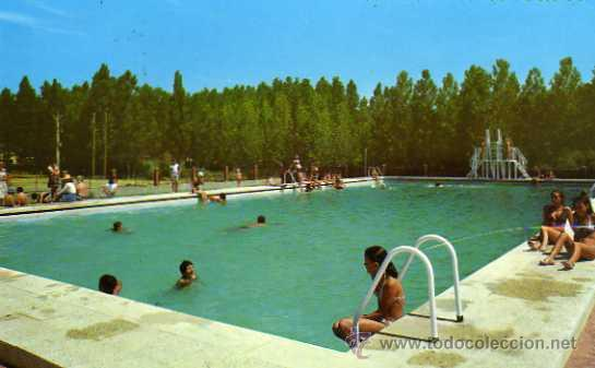 Salda a palencia n 3 piscina municipal escrita comprar for Piscinas palencia