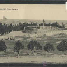 Postales: SEGOVIA - VISTA GENERAL - HAUSER Y MENET - (8959). Lote 30520905