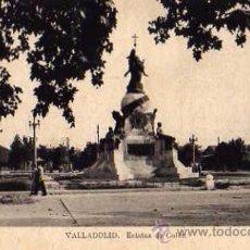 Postales: VALLADOLID ESTATUA DE COLÓN EDICIONES M. ARRIBAS NUEVA SIN CIRCULAR . Lote 30532533