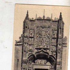 Postales: VALLADOLID FACHADA DE SAN GREGORIO EDICIONES M. ARRIBAS SIN CIRCULAR . Lote 30581192