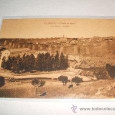 Postales: AVILA VISTA GENERAL. Lote 30605118