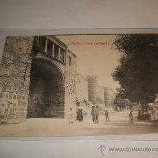Postales: AVILA ARCO DEL RASTRO. Lote 30605134
