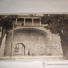 Postales: AVILA PUERTA DEL RASTRO. Lote 30605418