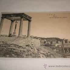 Postales: AVILA LOS ARRABALES DEL PUENTE. Lote 30605463
