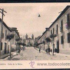 Postales: TARJETA POSTAL DE LA GRANJA - CALLE DE LA REINA. 6. COLECCION MEDRANO. EDICIONES ARRIBAS. Lote 31041416
