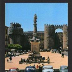 Postales: AVILA. *PLAZA DE SANTA TERESA...* ED. G. GARRABELLA - SRC Nº 36. NUEVA. . Lote 31135269