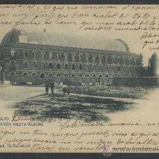 Postales: VALLADOLID - FRONTON FIESTA ALEGRE - LA MINERVA - CIRCULADA EN 1903 -(9874). Lote 31533192