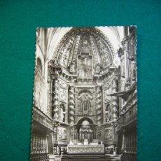 Postales: POSTAL DE BURGOS MONASTERIO DE LAS HUELGAS EDIT GARCIA GARRABELLA. Lote 31560561