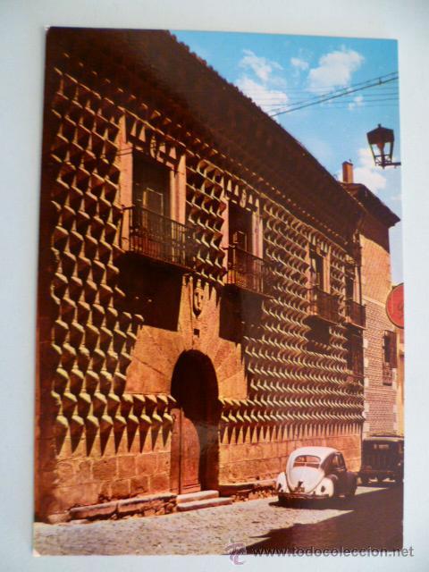 POSTAL; SEGOVIA - Nº 2.010 - CASA DE LOS PICOS., NO CIRCULADA (Postales - España - Castilla y León Moderna (desde 1940))