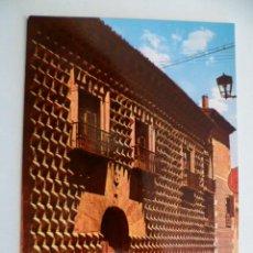 Postales: POSTAL; SEGOVIA - Nº 2.010 - CASA DE LOS PICOS., NO CIRCULADA. Lote 31594795