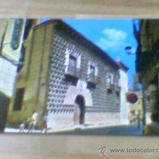 Postales: POSTAL CASA DE LOS PICOS SEGOVIA ED ARRIBAS SIN CIRCULAR Nº72(B21). Lote 31801261