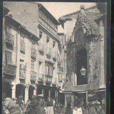 Postales: TARJETA POSTAL DE SALAMANCA - EL CORRILLO. 10. VIUDA DE COLON E HIJO. HAUSER Y MENET. Lote 31842721