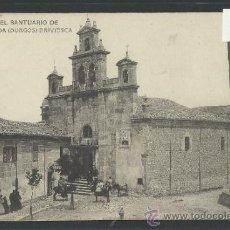 Postales: BRIVIESCA - SANTUARIO DE SANTA CASILDA - 1- VISTA -(10.160). Lote 31852383