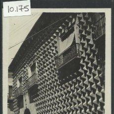 Postales: SEGOVIA - CASA DE LOS PICOS - (10.175). Lote 31852895