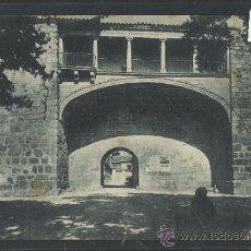Postales: AVILA - 20 - PUERTA DEL RASTRO -FOT. MAYORAL ENCINAR - GRAFOS - (10.446). Lote 31908356