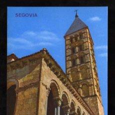Postales: SEGOVIA. *IGLESIA DE SAN ESTEBAN...* ED. ARRIBAS Nº 64. NUEVA. Lote 31972488
